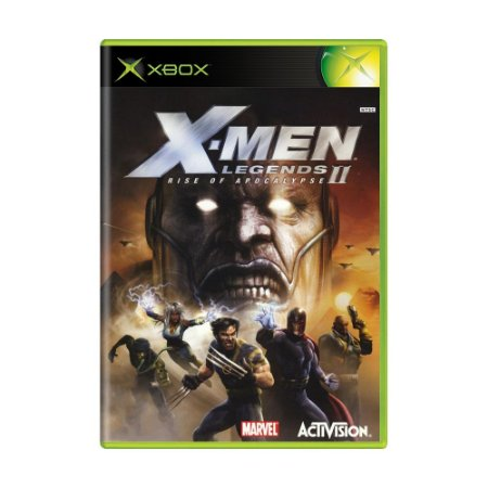 Jogo X-Men Legends II: Rise of Apocalypse - Xbox
