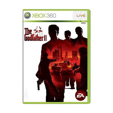 Jogo The Godfather II - Xbox 360