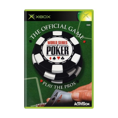 Jogo World Series of Poker - Xbox
