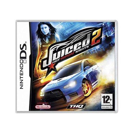 Jogo Juiced 2: Hot Import Nights - DS (Europeu)