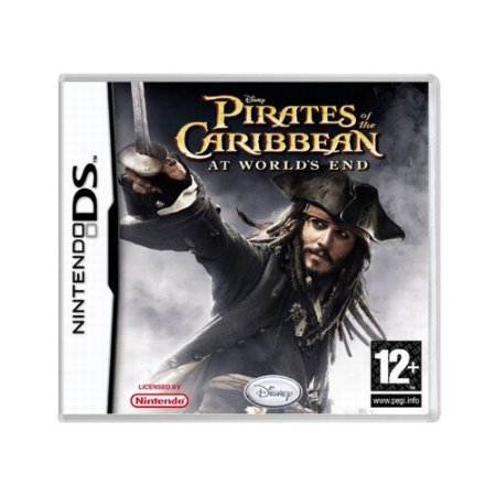 Jogo Pirates of the Caribbean: At World's End - DS (Europeu)