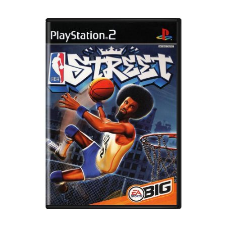 Jogo NBA Street - PS2