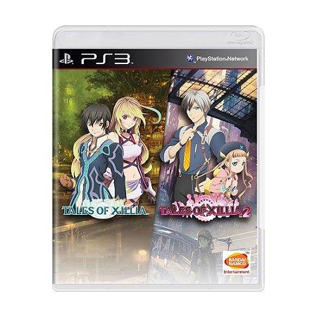 Jogo Tales of Xillia + Tales of Xillia 2 - PS3