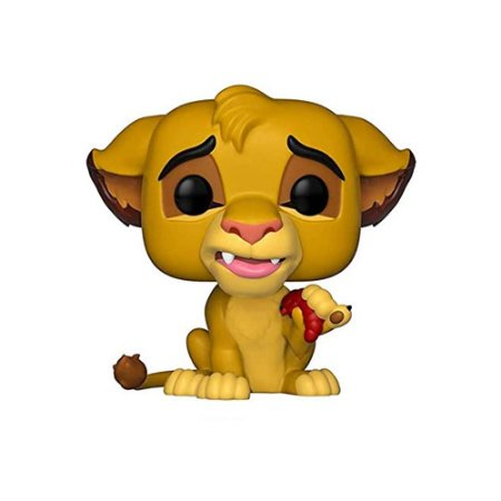 Boneco Simba 496 (The Lion King) - Funko Pop!