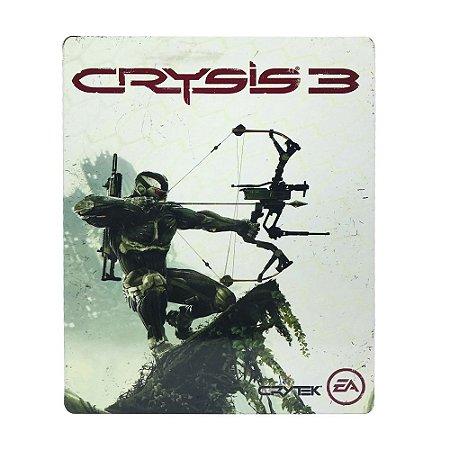 Jogo Crysis 3 (SteelCase) - PS3
