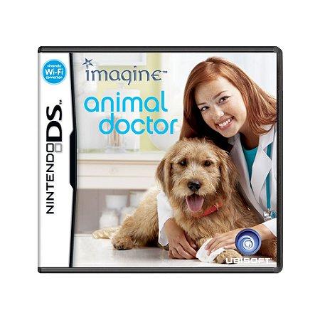 Jogo Imagine: Animal Doctor - DS