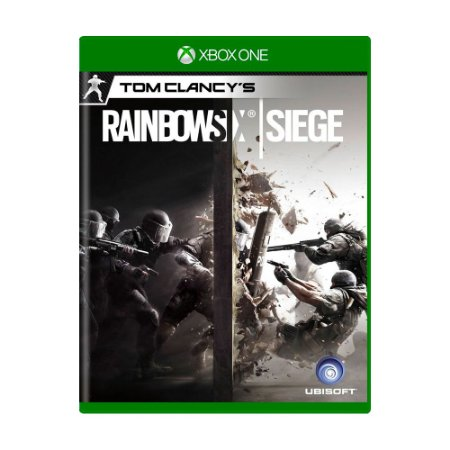 Jogo Tom Clancy's: Rainbow Six Siege - Xbox One