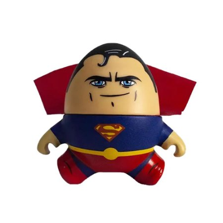 Boneco Ovoide Superman (Series 2) - Omelete Box