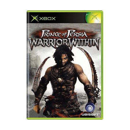 Jogo Prince of Persia: Warrior Within - Xbox