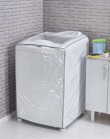 1b63a6e42 Capa Para Máquina De Lavar Roupa Global - Enxovais Ibitinga - Cama ...