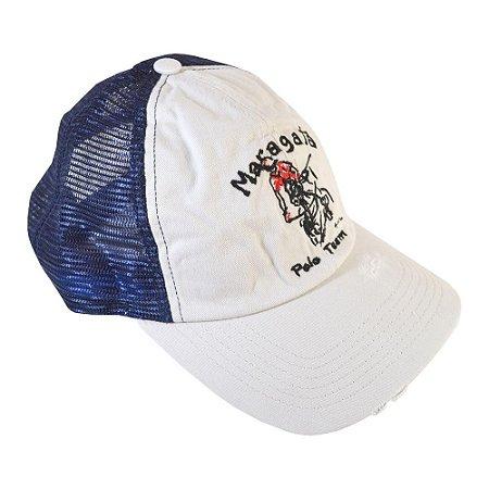 JRD PoloStore - boné da equipe Maragata Polo Team - JRD Polo Store 82903dea55f0c
