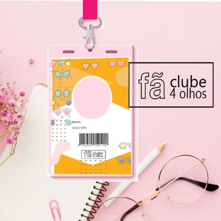 Fã clube 4 olhos  - plano gold