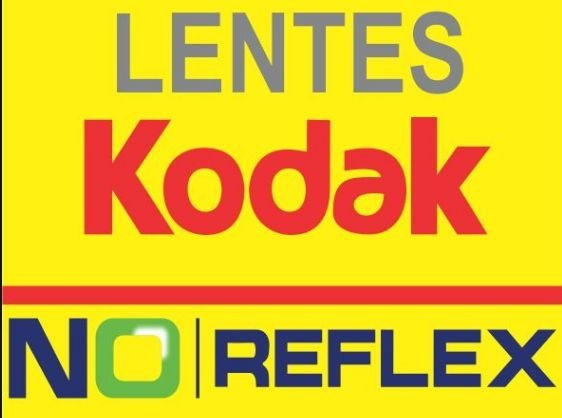 Kodak no reflex /até +3/-3 cil até -2