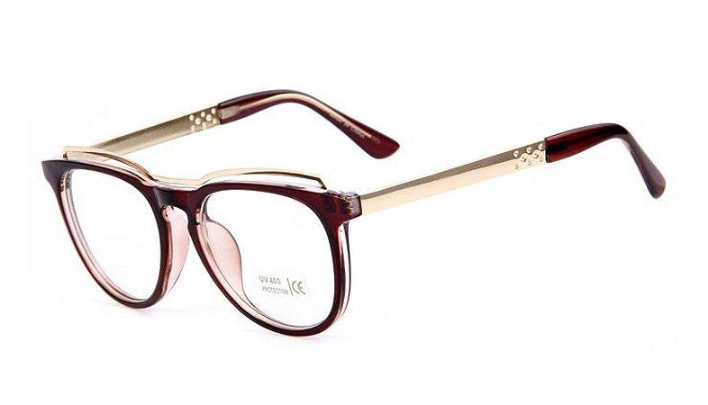 021c6f0ddf5df Armação de óculos coleção Xodó óculos - Estilo4olhos