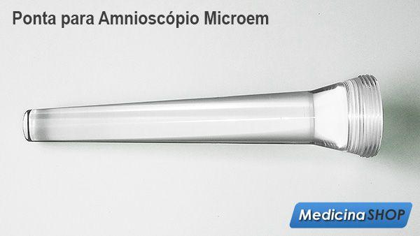 Ponta para Amnioscópio Microem (unidade)