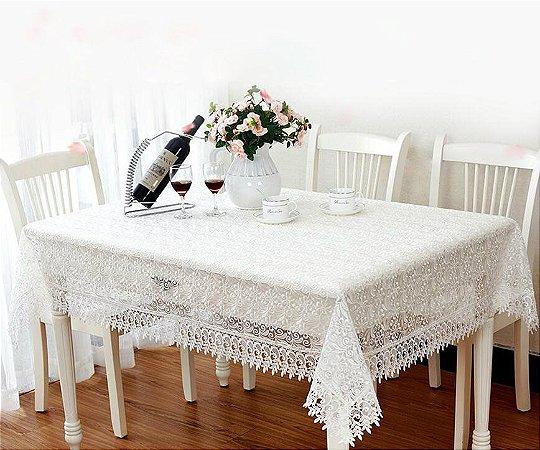 Toalha de Banquete Voal 2,70mt