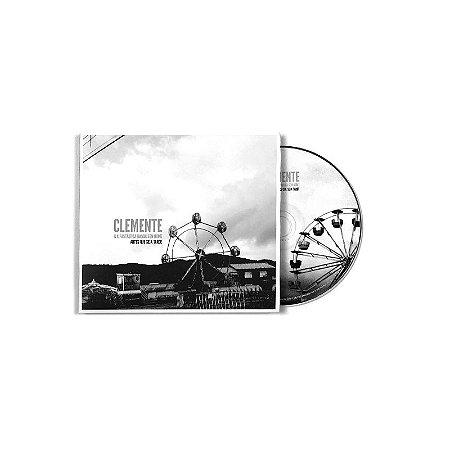 """Clemente & A Fantástica Banda Sem Nome """"Antes Que Seja Tarde"""" CD Digipack"""