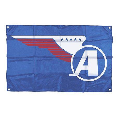 """Autoramas """"A Alado"""" Bandeira"""