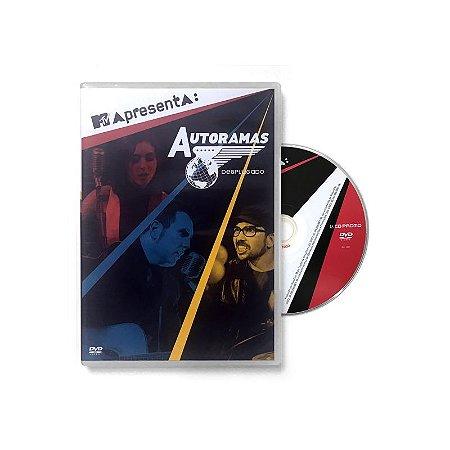 """Autoramas """"Mtv Apresenta: Autoramas Desplugado"""" DVD"""
