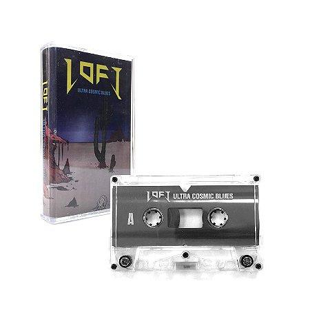 "Lo-Fi ""Ultra Cosmic Blues"" Cassete Translúcido"