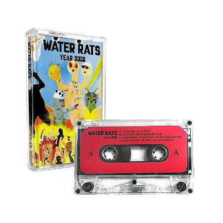 "Water Rats ""Year 3000"" Cassete Translúcido"