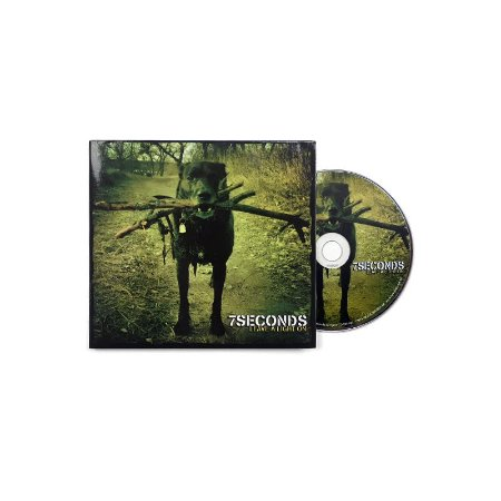 "7 Seconds ""Leave A Light On"" CD Digipack"