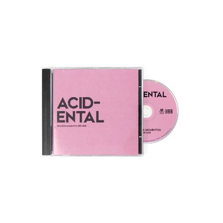 "Acidental ""Grandes Momentos 2015-2018"" CD"
