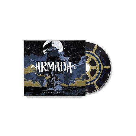 """Armada """"Bandeira Negra"""" CD Digipack"""