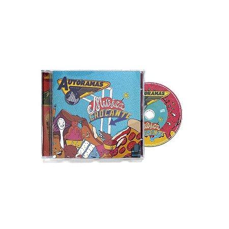 """Autoramas """"Música Crocante"""" CD"""
