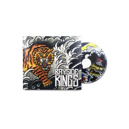 "Bayside Kings ""Waves of Hope"" CD Digipack"