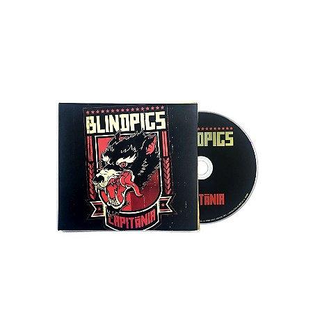 "Blind Pigs ""Capitânia"" CD Digipack"