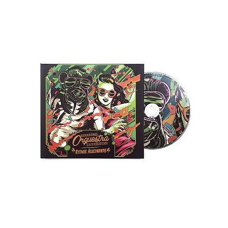 "Camarones Orquestra Guitarrística ""Rytmus Alucynantis"" CD Digipack"