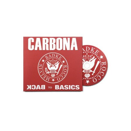 "Carbona ""Back To Basics"" CD Digipack"