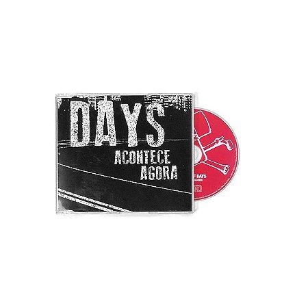"""Dance of Days """"Acontece Agora"""" CD Slim"""