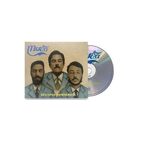 """Merda """"Descarga Adrenérgica"""" CD Digipack"""