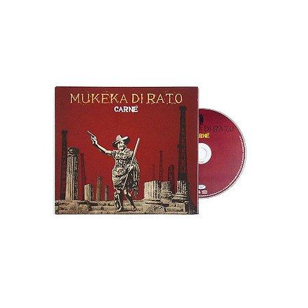 "Mukeka di Rato ""Carne"" CD Digipack"