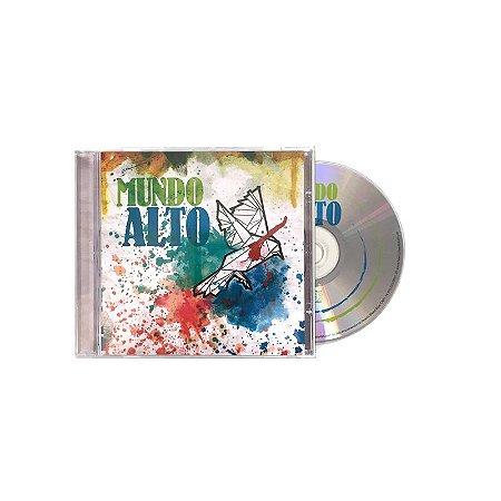 """Mundo Alto """"S/T"""" CD"""