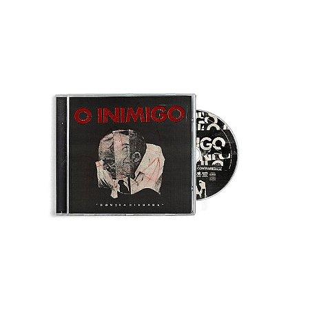 """O Inimigo """"Contrariedade"""" CD"""