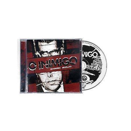 """O Inimigo """"Imaginário Absoluto"""" CD"""