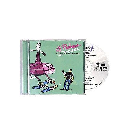 """Os Pedrero """"Deu Um Treco No Teco-Teco"""" CD"""