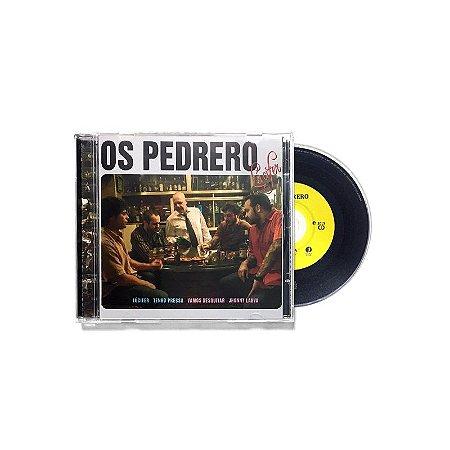 """Os Pedrero """"Lúcifer"""" CD"""