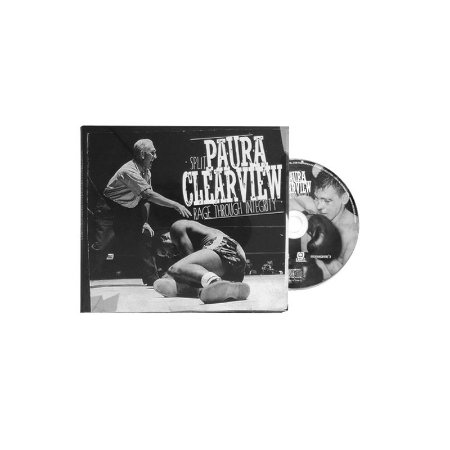 "Paura & Clearview ""Rage Through Integrity"" Split CD Digifile"