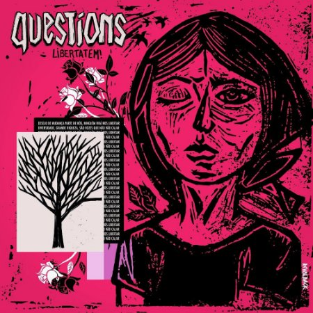"Questions ""Libertatem!"" CD Digipack"