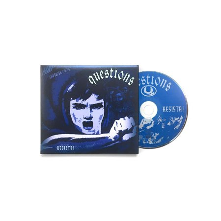"Questions ""Resista"" CD Digipack"
