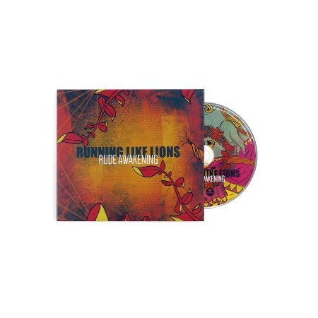 "Running Like Lions ""Rude Awakening"" CD Digipack"