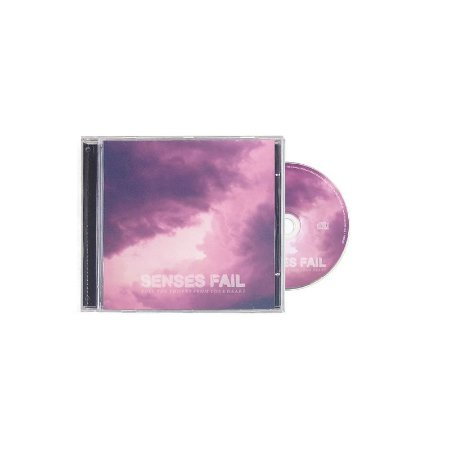 """Senses Fail """"Pull The Thorns From Your Heart"""" CD"""