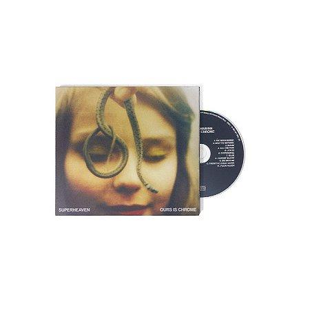 "Superheaven ""Ours Is Chrome"" CD Digipack"