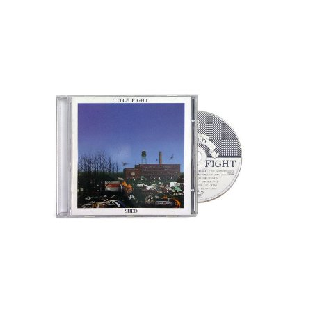 "Title Fight ""Shed"" CD"