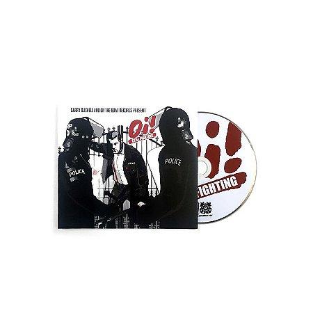 """V/A """"Oi! Still Fighting"""" CD Digipack"""