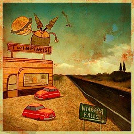 """Twinpine(s) """"Niagara Falls"""" CD"""